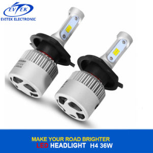 Fast Shipment Car Headlight Kit H1 H3 H7 H11 H4 H13 9004 9005 9006 9007 S2 Csp LED Headlight pictures & photos