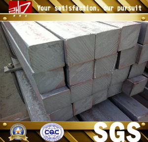 China Hot Rolled Steel Billets pictures & photos