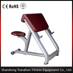Tz-6025 Gym Use Preacher Curl / Fitness Equipment Bench for Wholesale pictures & photos