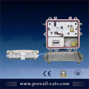 CATV Unidirectional Amplifier Signal Amplifier (WF1100E) pictures & photos