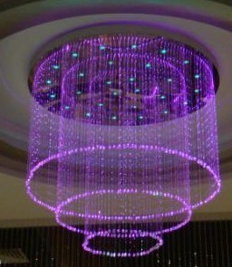 Optical Fiber Chandelier-07