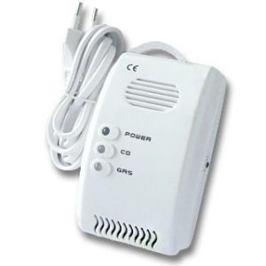 Combo Carbon Monoxide and Gas Detector Alarm (MTCG02) pictures & photos