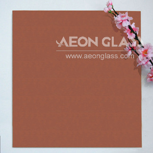6mm Pink Reflective Glass pictures & photos