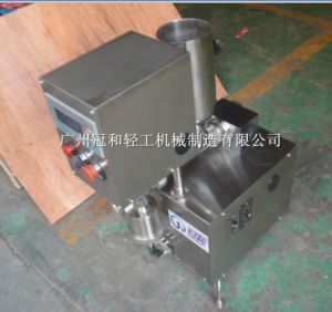 SUS316 Manual Powder Filling Machine for Pharmaceutical, Food Powder pictures & photos