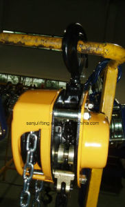 CH-C 0.5t Chain Hoist Chain Pully Block with G80 Load Chain