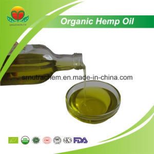 High Quality Organic Hemp Seed Oil pictures & photos
