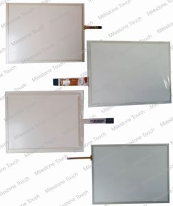 Touch Screen Panel Membrane Touchscreen Glass for Amt Amt98910/Amt 98910