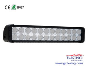 IP67 240W Bright 24PCS CREE LED Work Light Bar pictures & photos