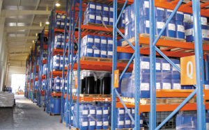 Narrow Aisle Racking System pictures & photos