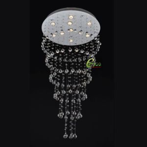 Modern Home Lighting Crystal Chandelier (EM1006-8L)