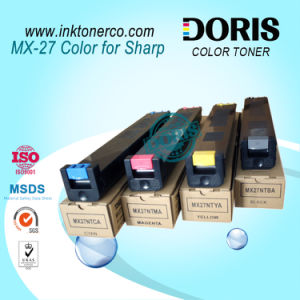 Mx27 Color Copier Toner Mx2300n Mx2700n for Sharp pictures & photos