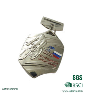 Russia Cycling Championships Medal for Gift and Souvenir pictures & photos