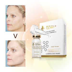 FDA Ce Anti-Aging & Anti-Wrinkle Serum Happy+ EGF Serum Skin Care Product pictures & photos