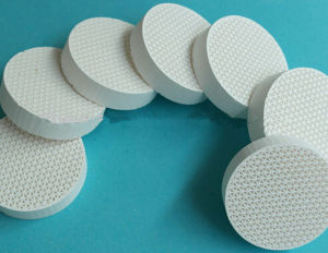 Porous Cordierite Honeycomb Ceramic Filter Foundry Filter pictures & photos
