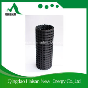 400kn/400kn Fiberglass Geogrid for Subgrade Reinforcement pictures & photos