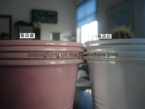 High Quality Automatic Plastic Cup Curling Machine pictures & photos