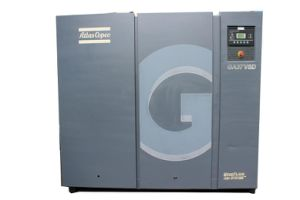 Second Handed Refurbished Used Rotary Screw Air Compressor pictures & photos