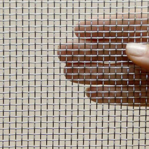 Galvanized Iron Insect Window Screen pictures & photos