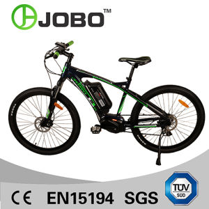Electric Mountain Bicycle 27.5′ with Suspension Crank Motor pictures & photos