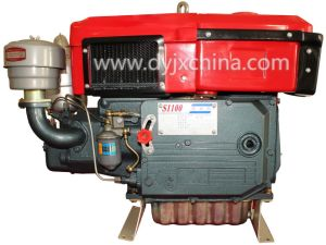 Power, China Diesel Engine, Single Cylinder Engine, Water Cooled Engine (S1100) pictures & photos