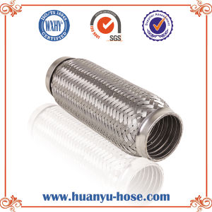 Stainless Steel Flexible Exhaust Pipe with Interlock pictures & photos
