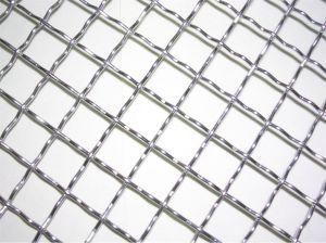 Crimped Wire Mesh for Decoration /Decorative Crimped Wire Mesh