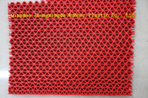 3G Durable PVC S Mesh Anti Slip Mat (S-707A) pictures & photos