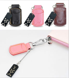 New and Fashion Leather USB Flash Drives/Memory Drives pictures & photos