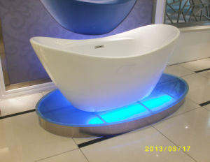 New Style Acrylic Freestanding Bathtub pictures & photos