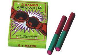 2bangs 3# Match Cracker pictures & photos