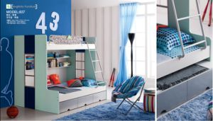 MDF Children Bedroom Furniture (837)