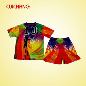 Soccer Set, New Soccer Uniform Set, Customized Soccer Uniform pictures & photos
