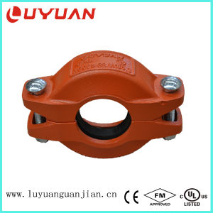 Grooved Rigid Coupling of High Quality and Grooved Plumbing Coupling pictures & photos