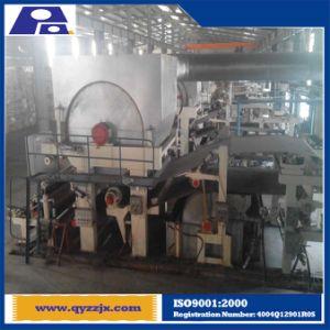 Single-Mould Cylinder Tissue Paper Machine