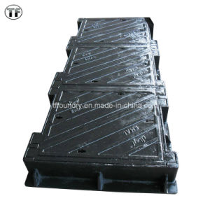 En124 A15 B125 C250 D400 E600 F900 Heavy Duty Manhole Covers