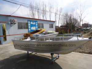 Beautiful Aluminum Alloy Boat Fishing Boat in Big Sea pictures & photos