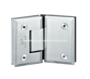 (KTG-2004) Ss 135 Degree Glass to Glass Hinge pictures & photos