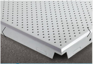 Aluminum Lay-in Ceiling Tiles pictures & photos