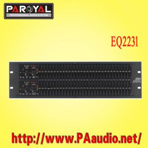 PRO Audio System (EQ2231) Equalizer