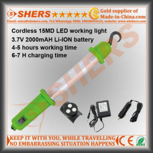 Rechargeable Cordless 15 SMD LED Working Light pictures & photos