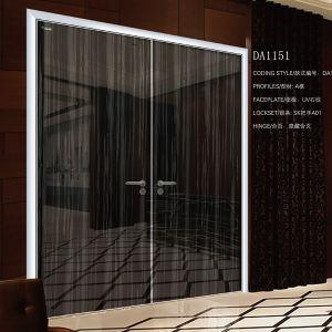 External Double Door Aluminium Frame Interior Door pictures & photos
