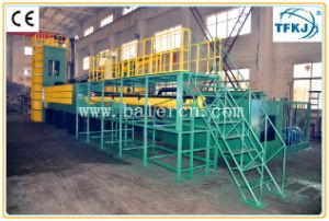 Ydj-6300 High Efficiency Hydraulic Scrap Metal Steel Iron Aluminum Car Metal Shear Baler (CE High Quality) pictures & photos