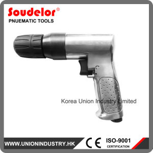 """Small Hand Held Drill 3/8"""" Reversible Angle Air Drill pictures & photos"""
