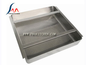 Pre Rinse Basket, Stainless Steel Wash Basket pictures & photos