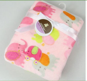 Exporting Standard Exquisite Comfortable Best Fleece Baby Blanket pictures & photos