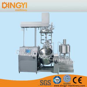 150L Cosmetic Cream Vacuum Emulsifying Machine, Face Cream Vacuum Emulsifying Mixing Machine pictures & photos