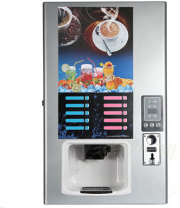 Vending Coffee Machine, Vending Machines Coin Operated Coffee Machine pictures & photos