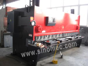 CNC Cutting Machine / Guillotine Shear Machine / Hydraulic Shearing Machine (QC11K-20X3200) pictures & photos
