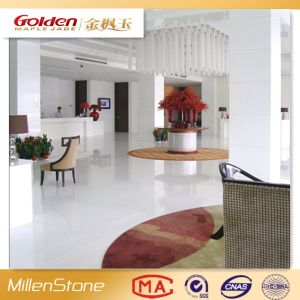 White Marble Slabs/Artificial Marble/Clumn, Millen Stone pictures & photos