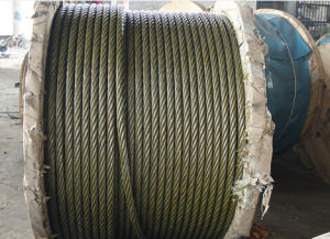 Galvanized Bunding Cable with High Quality and Good Packing pictures & photos
